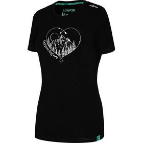 Viking Europe Bamboo Light T-Shirt Women black